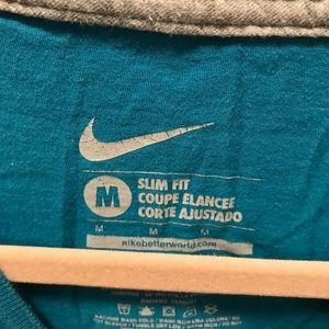 Nike Tops - Nike just do it t-shirt